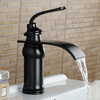 Ames - Vintage Brass Waterfall Faucet - Atcreative