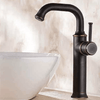 Anaia - Vintage Style Brass Bathroom Faucet - Atcreative