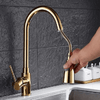 Anton - Retractable Kitchen Faucet - Atcreative
