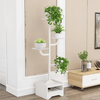 Arden - Modern Iron Tree Multi Level Planter Display - at´creative