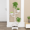 Arden - Modern Iron Tree Multi Level Planter Display - Atcreative