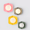 Arnold - Modern Nordic Candy Wall Lamp - Atcreative