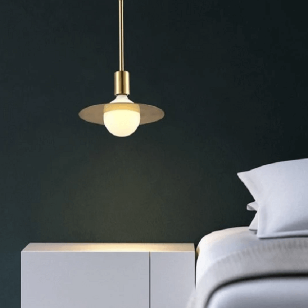 Arti - Modern Disc Hanging Light - Atcreative