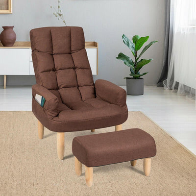 Aula - Armchair Adjustable Backrest & Headrest - Atcreative