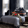 Bartedo Silk Satin Luxury Royal Duvet Cover Set - Atcreative