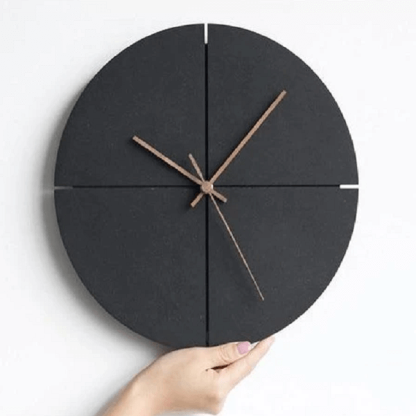 Beckett - Simple Modern Clock - Atcreative