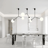 Ben - Minimalist 2 Head Branch Pendant Light - Atcreative