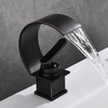 Blackwood - Waterfall Single Handle Faucet - Atcreative