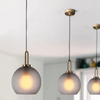 Cam- Glass Pendant Light - Atcreative