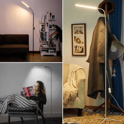 Claire - Minimalist Floor Lamp - Atcreative