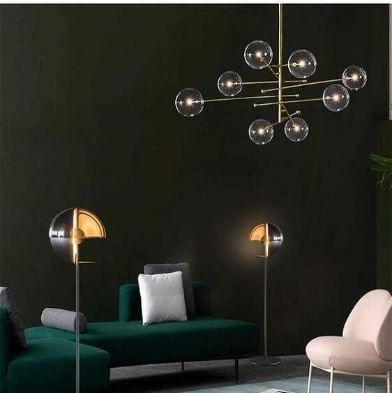 Cluster Pendant Light - at´creative