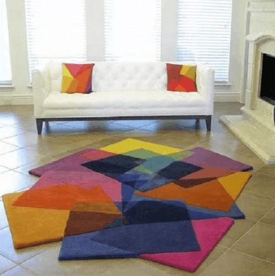 Color It All Rug - Atcreative