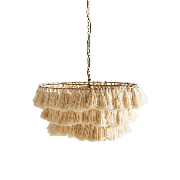 Creative Fela Tassel Chandelier for Living Room,Kitchen Island - at´creative