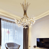 Crystal Bouquet Chandelier - Atcreative