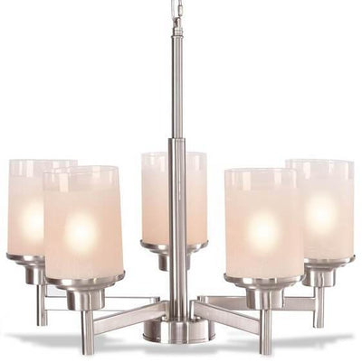 Elegant  5-Light Lighting Fixture Pendent Chandelier - Atcreative