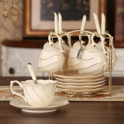 Eliana Teacup Collection Set - Atcreative