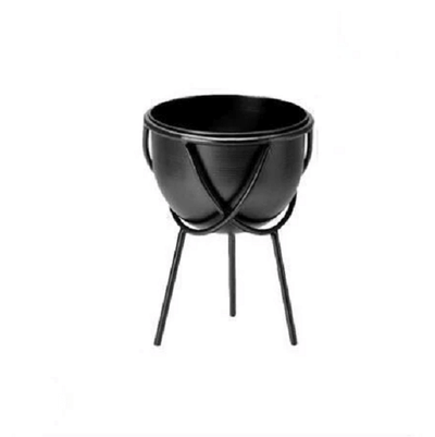 Ender - Modern Nordic Round Three Leg Planter - Atcreative