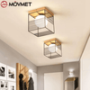 Escher - Vintage Cage Ceiling Lights - Atcreative