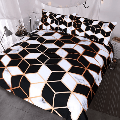 Euclid DUVET Cover Set - Atcreative