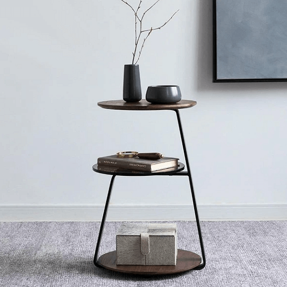 Finian - Modern Three Level End Table - at´creative