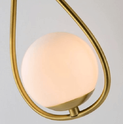Frankie - Droplet Wall Lamp - Atcreative