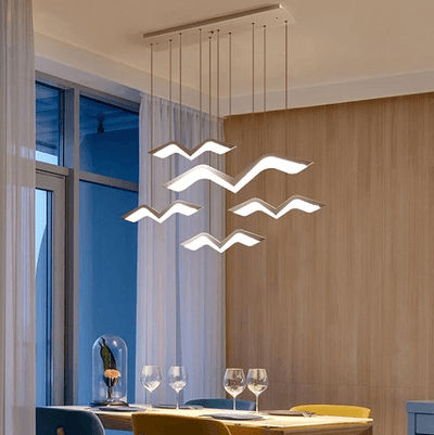 Freedom - Wing Chandelier - Atcreative
