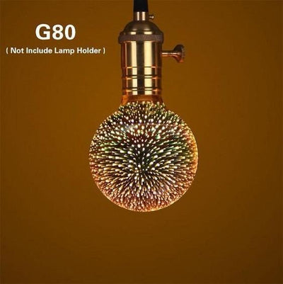 Galaxy Light Bulb - Atcreative