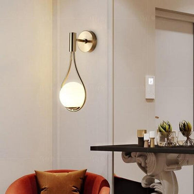 Glass ball Sconce Wall Lights - Atcreative