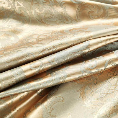 Gold Rush DUVET Cover Set - Atcreative