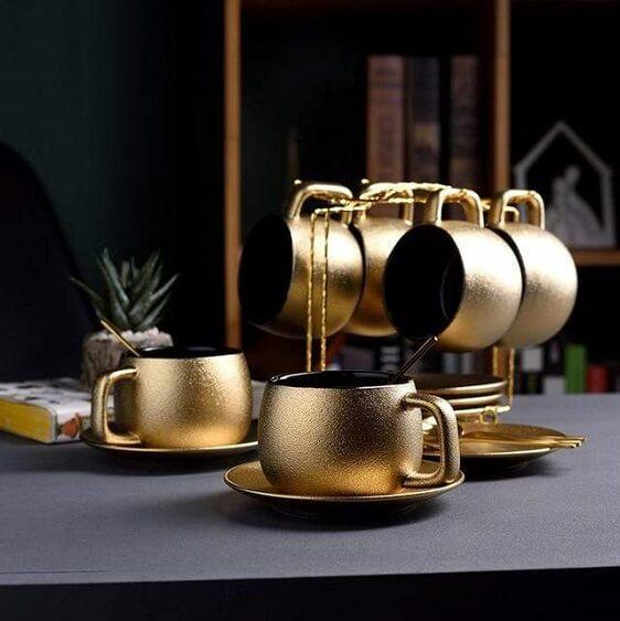 Golden Hour Teacup Collection Set - at´creative