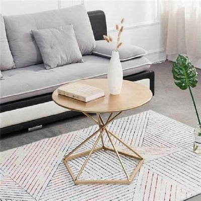 Golden Ring Coffee Table - Atcreative