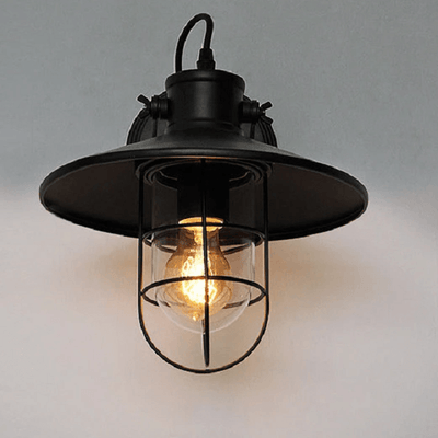 Harbour Sconce Vintage Industrial Wall Light - Atcreative