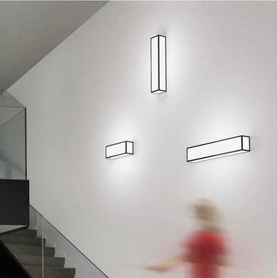 Ilumi - Modern Rectangular LED Lamp - Atcreative