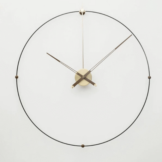 Infinity European Clock - Atcreative