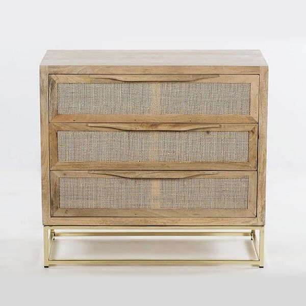 Jaya - 3-Drawer Chest - at´creative