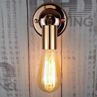 Joplin - Retro Industrial Wall Lamp - at´creative