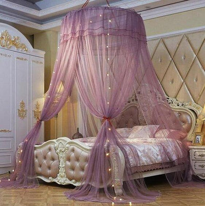 Juliette - Luxury Bed Canopy - Atcreative