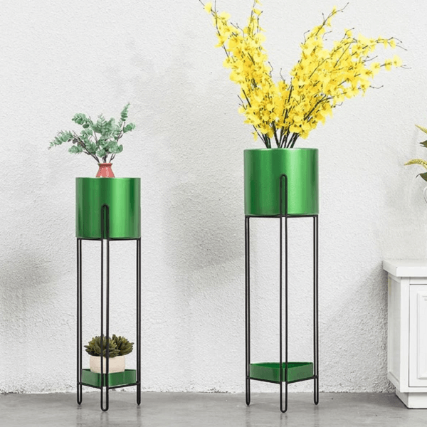 Lizeth - Modern Nordic Two Level Planter - at´creative