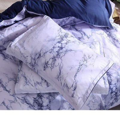 Marble Duvet Cover Set - Atcreative