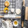 Marble Rolling Pin - Atcreative