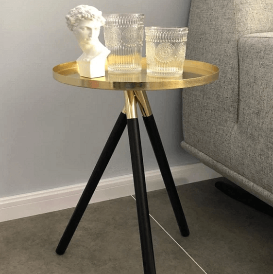 Marion - Luxurious Modern Nordic Round Coffee Table