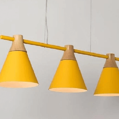Modern Nordic Linear Hanging Lamps - Atcreative
