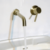 Modern Brass Wall Mounted Faucet - Atcreative