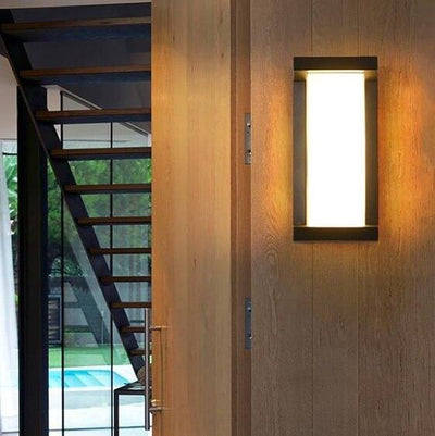 Modern LED Outdoor Light - Atcreative