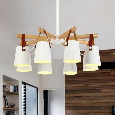 Modern Nordic Drop Down Pendant Chandelier - Atcreative