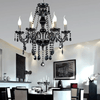 Modern Retro Drop Crystal Chandelier - Atcreative