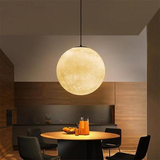 Moon Chandelier - at´creative