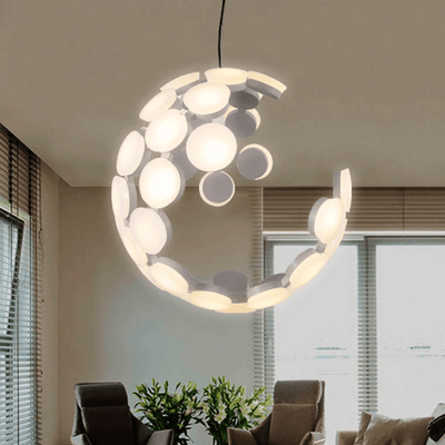 Moon LED Chandelier - Atcreative