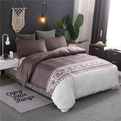 Natures Wanderer 3-Piece Duvet Cover - Atcreative
