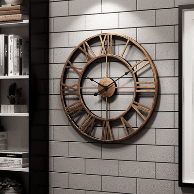 Pallas - Vintage Wall Clock - Atcreative